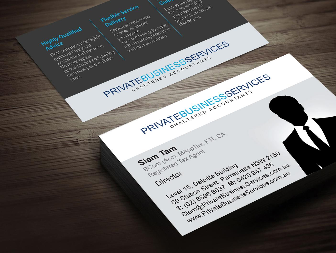 Business Cards - Logo Design Sydney
